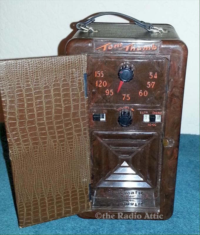 Automatic Tom Thumb Portable (1947)