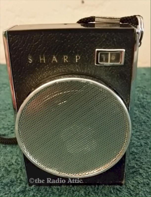 Sharp BP-374 (1963)
