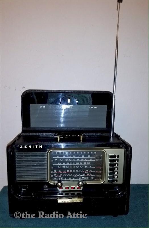 Zenith B600 Trans-Oceanic (1958)