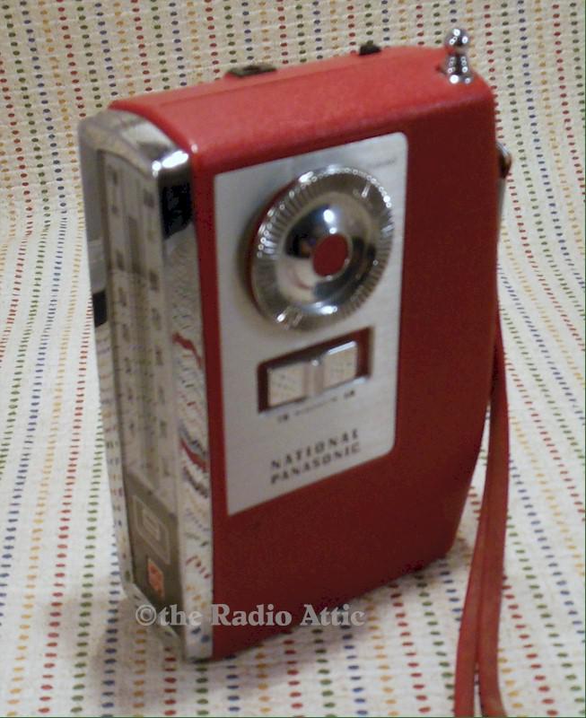 National Panasonic RF-626 AM/FM