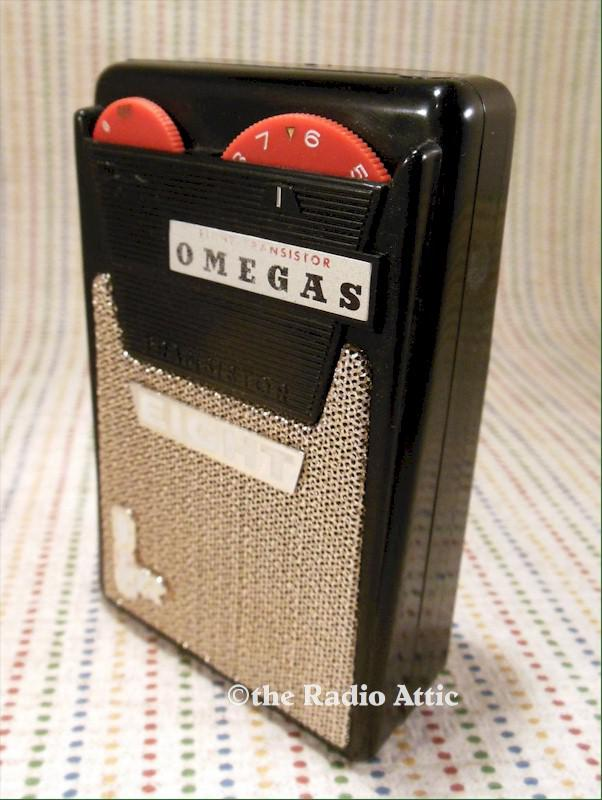 Omegas Eight Transistor