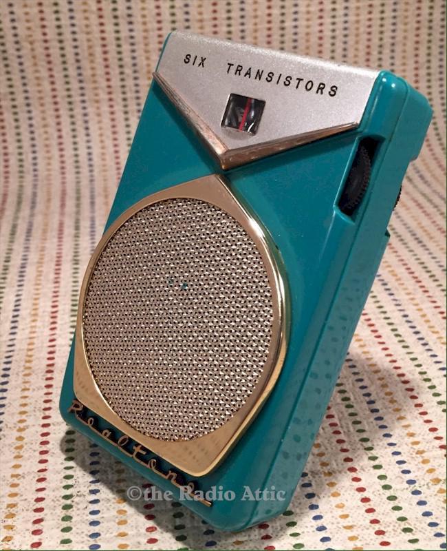 """Realtone TR-801 """"Electra"""""""