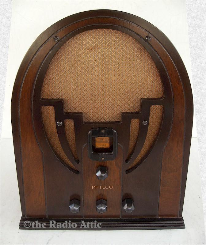 Philco 60 Cathedral (1935)