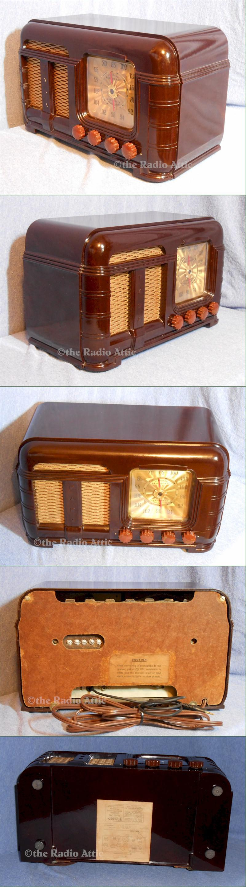 FADA 790 Series B AM/FM (1949)