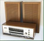Telefunken Allegro 205/FM Stereo (1968)