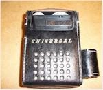Universal PTR62B Transistor w/Case