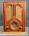 """Westinghouse WR-100 """"The Juke"""" Tombstone (1935)"""