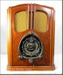 "Zenith 9-S-232 ""Walton"" Tombstone (1938)"