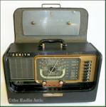 Zenith H500 Trans-Oceanic (1951-1954)