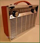 "General Electric P780E ""Super Radio"" Portable (1960)"