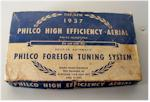 Philco Wire Antenna - New Old Stock in Box
