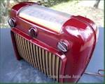 "Crosley 56-TD ""Duette"" Portable (1947)"