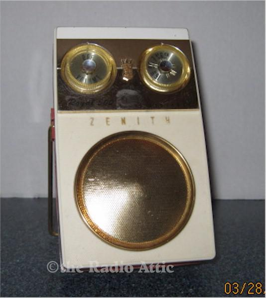 "Zenith Royal 500E ""Owl Eye"""