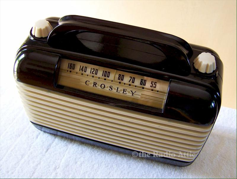 Crosley 56PA Portable (1946)