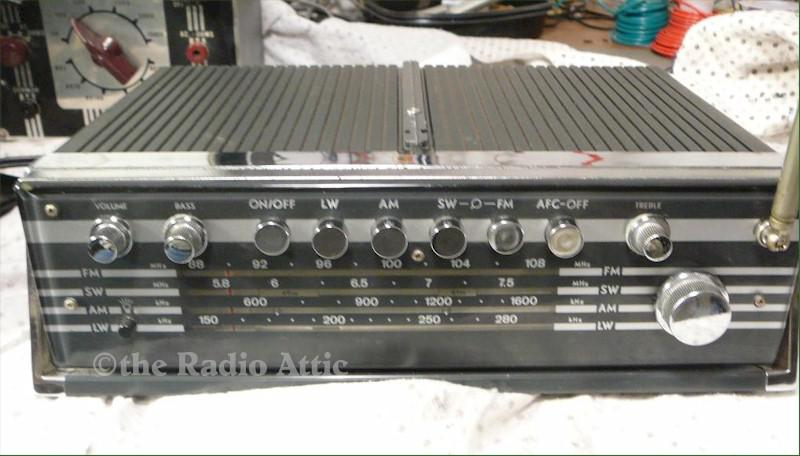 Blaupunkt Derby Deluxe Multiband Portable