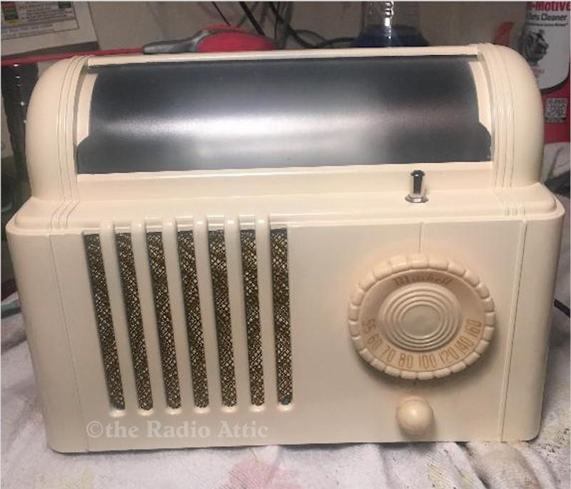 Mitchell 1250 Bedside Lamp Radio