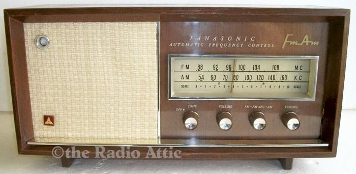 Panasonic 782 AM-FM (1963)
