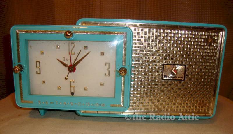 Bulova 120 Clock Radio