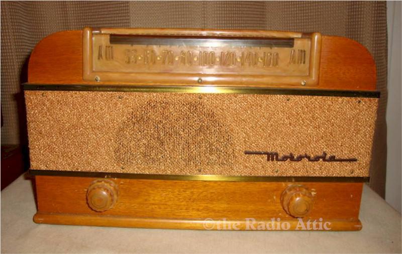 Motorola 77XM22 AM/FM