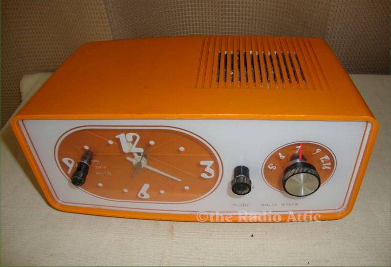Sears Clock Radio