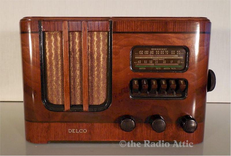 Delco R1156 (1939)
