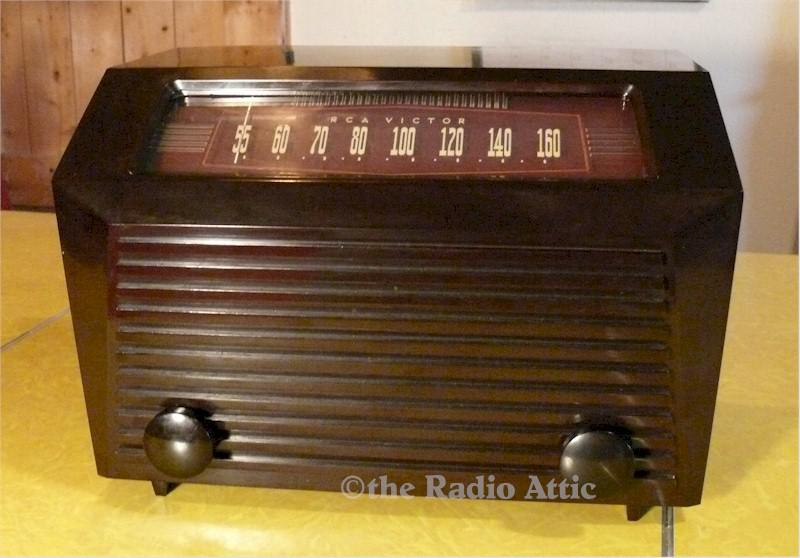 RCA 9-X-641 (about 1949)