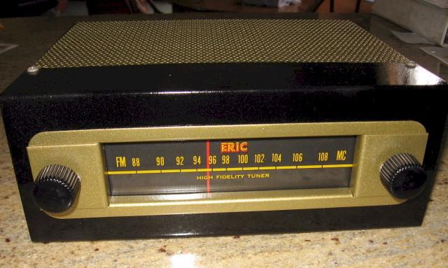 Eric 357 FM Tuner - SOLD! - item number 0380348