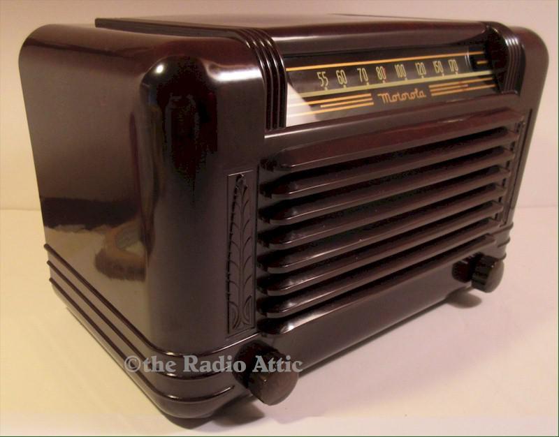 Motorola 65X11A (1946)