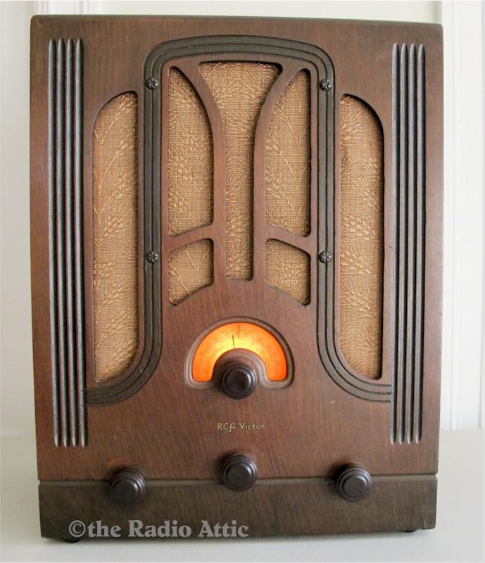 RCA T6-11 Tombstone (1936)