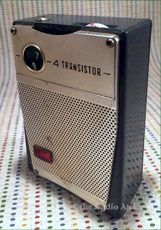 Zephyr 4-Transistor