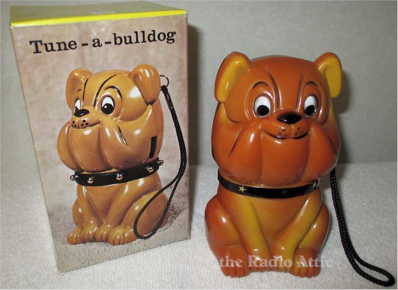 Tune-a-Bulldog Radio