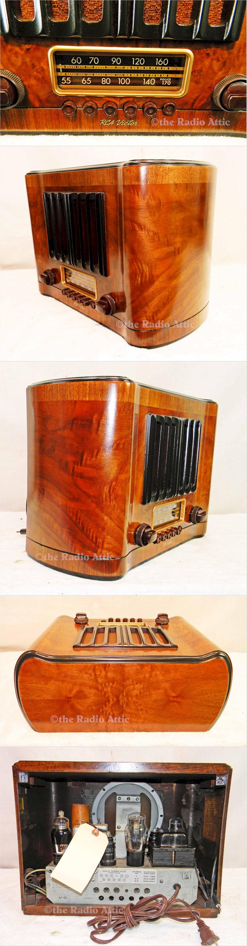 RCA 96T1 Mantle Radio (1939)
