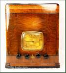 Emerson 141 w/Ingraham Cabinet (1937)