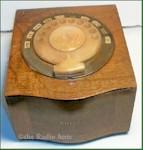 Philco 39-116RX Mystery Control (1939)