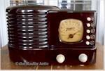 """Zenith 5-R-312 """"Beehive"""" (1939)"""