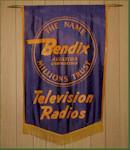 Bendix Advertising Banner (1950s)