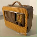 Philco PT-87 Suitcase Portable (1941)