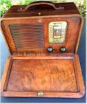 Emerson DB-314 Portable w/Ingraham Cabinet (1939)