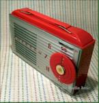 Emerson 707 Tube Portable (1954)