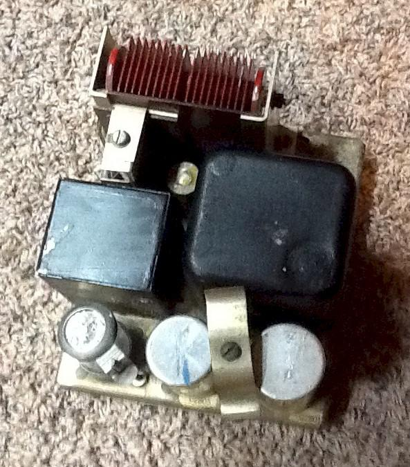 Military PP869U WWII Power Supply