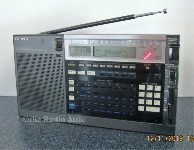 Sony ICF-2010 (1985)