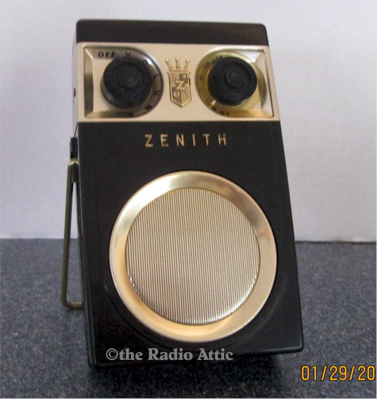 "Zenith Royal 500B ""Owl Eye"" (1956)"