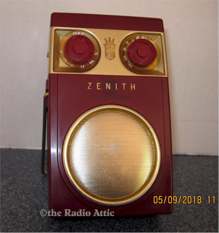 "Zenith Royal 500D ""Owl Eye"" (1958-59)"