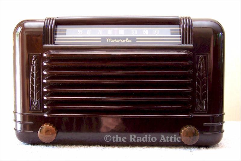 Motorola 65X11-A (1946)