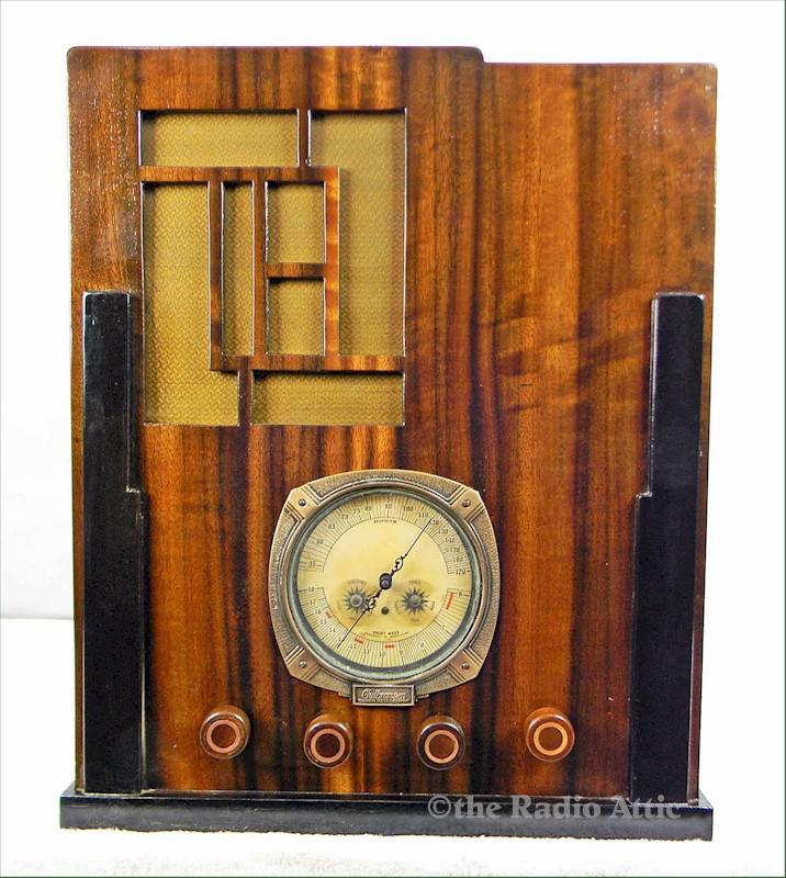 Gulbransen 7D123 Tombstone by Wells-Gardner (1936)