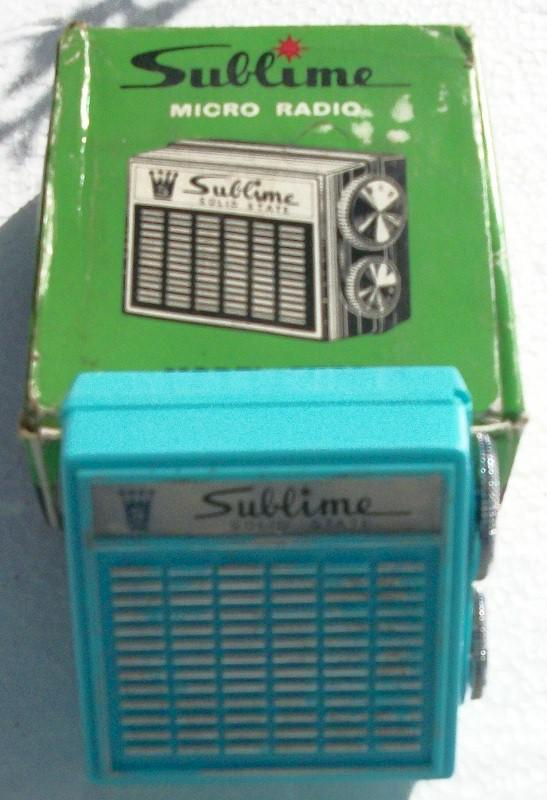 Sublime STR8 (1960s)
