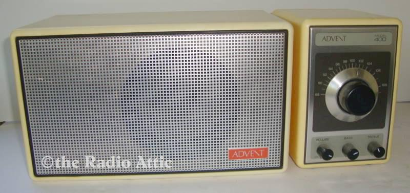 Advent 400 FM Radio