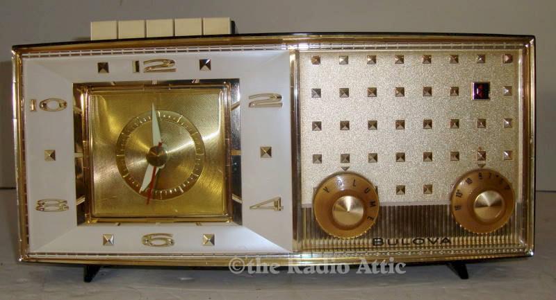 Bulova 190 Clock Radio