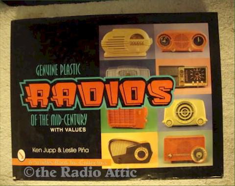 Genuine Plastic Radios of the Mid Century (1988)