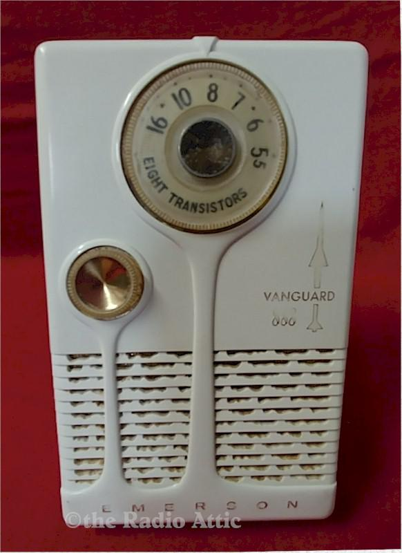 "Emerson 888 ""Vanguard"" (1958)"